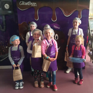 Chocolate factory thorne travel