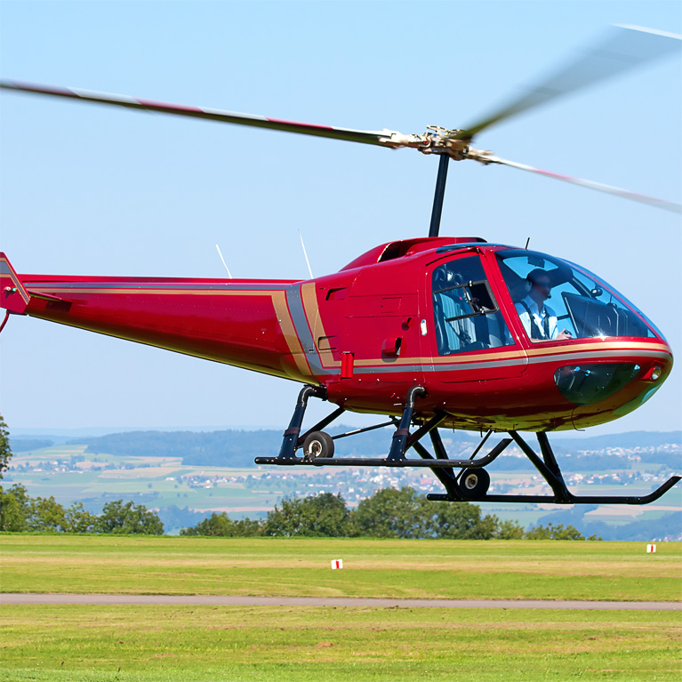 Helicopter Ride - Book Now