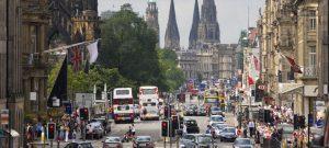 Edinburgh Thorne Travel Experience