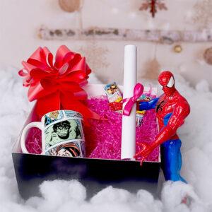 children marvel-gift-box
