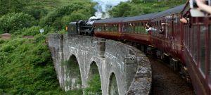 thorne travel jacobite steam train