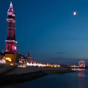 Blackpool Illuminations Break-thorne-experience
