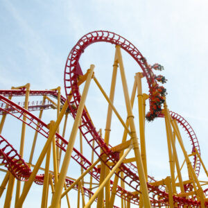 flamingoland roller-coaster-thorne-experience