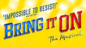 bring it on the musical thorne travel