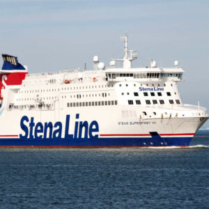 Old School Cruise with Stena Line