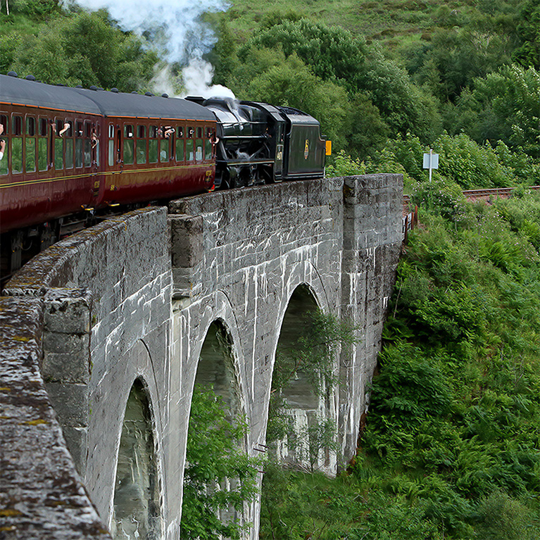 Nostalgic Jacobite Harry Potter Steam Train 2019 From Glasgow - Book Now