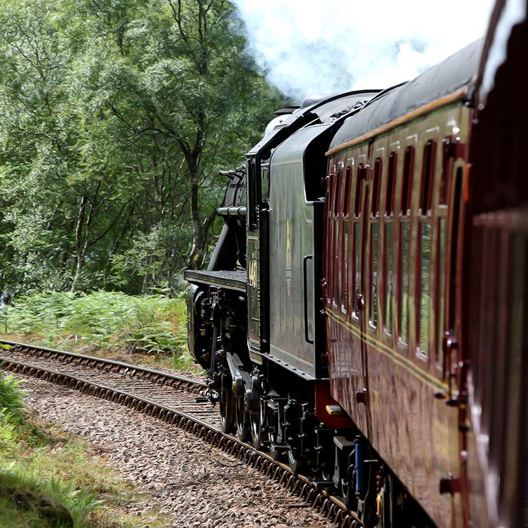 Nostalgic Jacobite Steam Train, From £89pp Masthead Image
