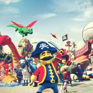 Legoland Weekend Thorne Travel Experience (1)