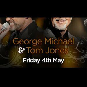 George Michael & Tom Jones Tribute Night thorne experience