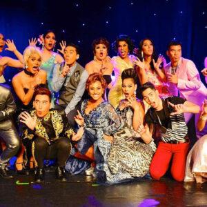 The Ladyboys Of Bangkok, The Pavilion Theatre Thorne Experience2
