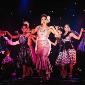 The Ladyboys Of Bangkok, The Pavilion Theatre Thorne Experience3