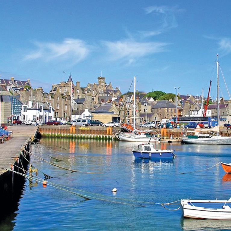 Thurso and Orkney - Book Now