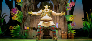shrek the musical thorne experience