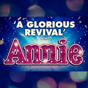 Annie the musical thorne travel Kilwinning Ayrshire