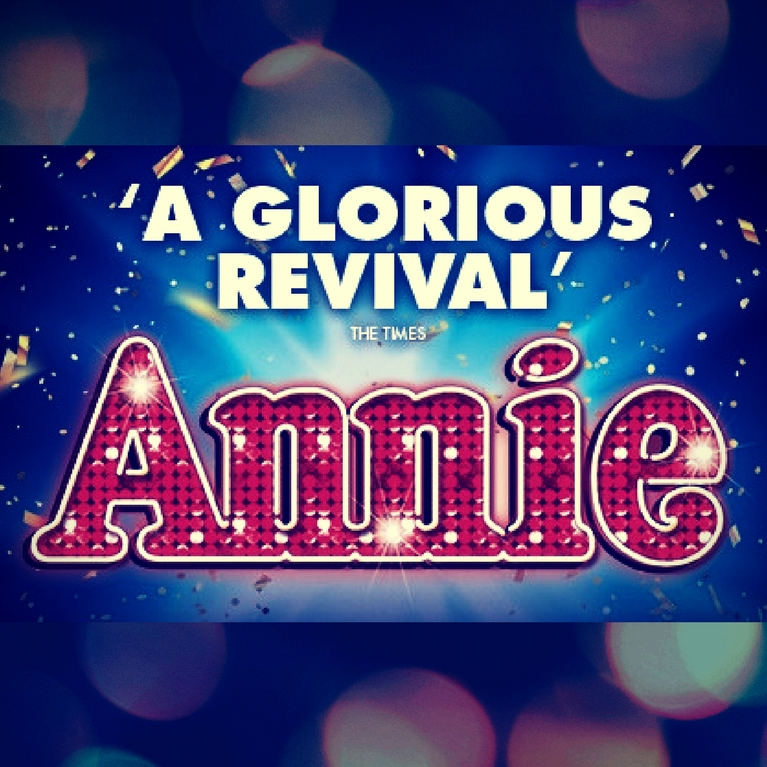 Annie the Musical, Kings Theatre, Glasgow - Fully Booked
