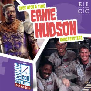 Edinburgh Comic Con Thorne Experience 2