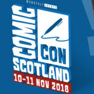 Edinburgh Comic Con Thorne Experience11