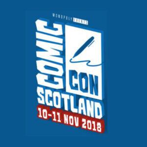 Edinburgh Comic Con Thorne Experience22