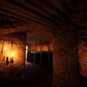Blair Street Underground Vaults Evening Walking Tour in Edinburgh Thorne Experience