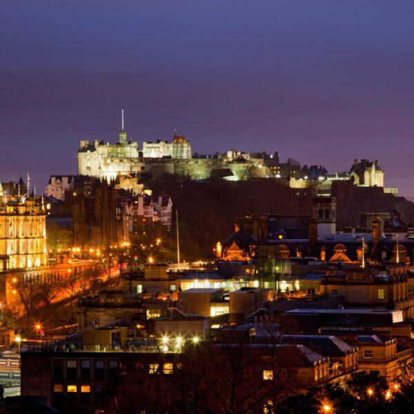 Edinburgh Castle Entrance Ticket Thorne Experience