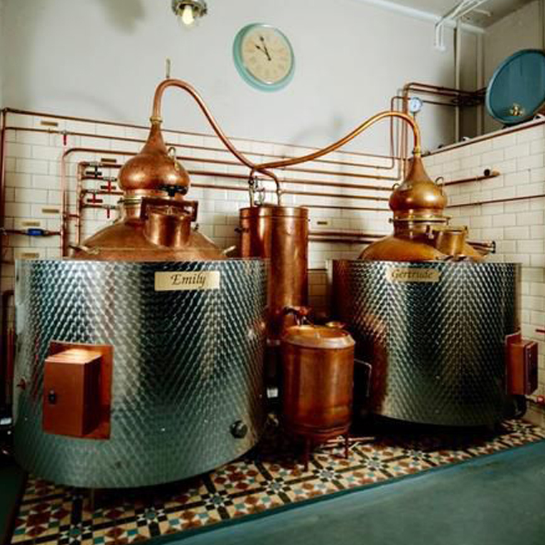 1-hour Pickering's Gin Jolly Distillery Tour and Tasting in Edinburgh - Book Now