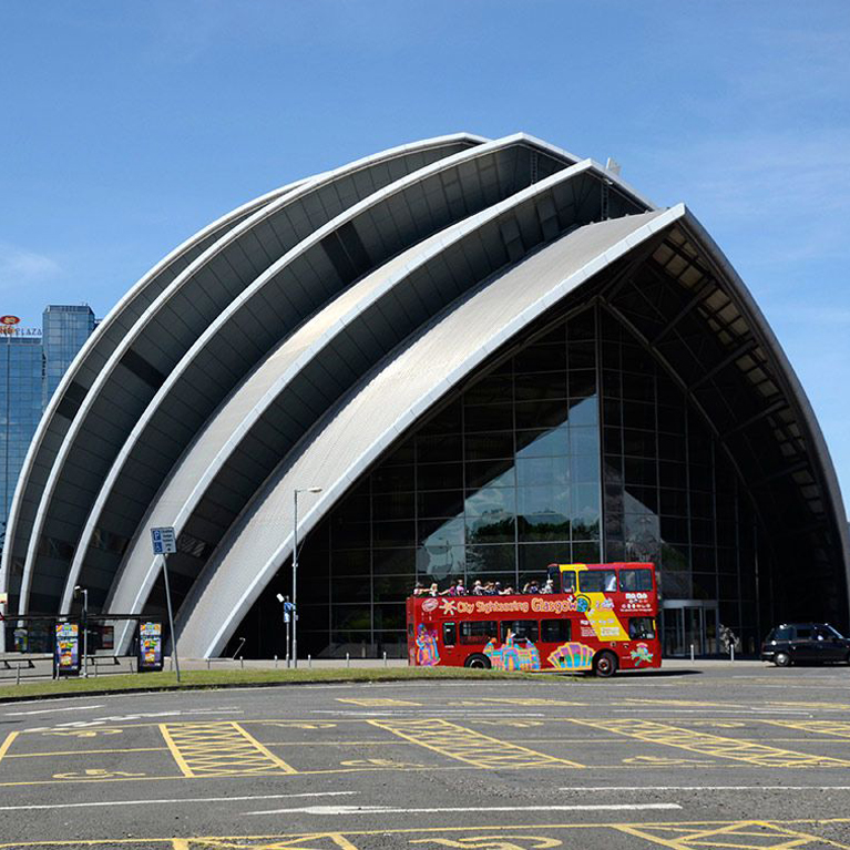City Sightseeing Glasgow Hop-on Hop-off - Book Now