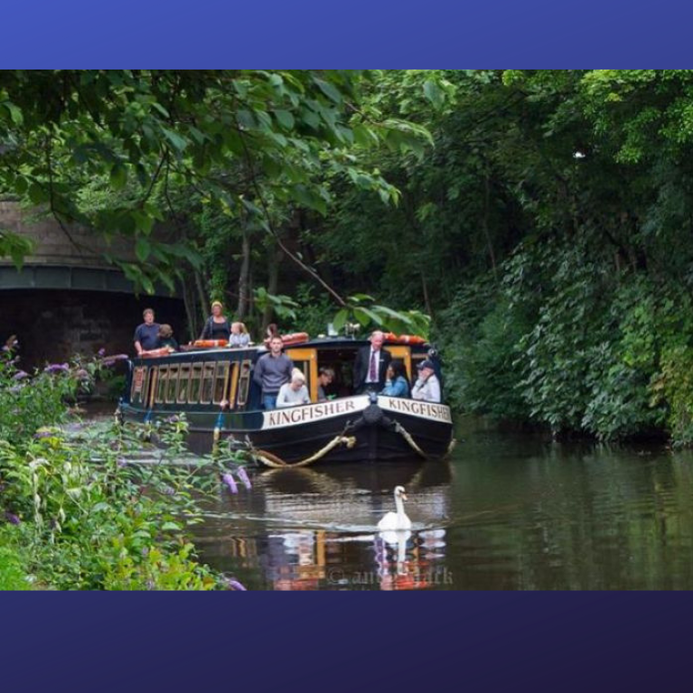 Lancaster Canal Boat – Fish & Chips Cruise - Fully Booked