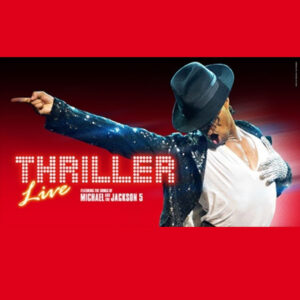 Edinburgh City & Thriller Live Theatre Experience