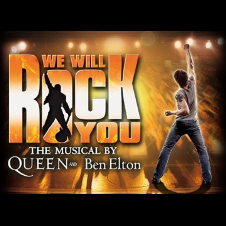 We Will Rock You The Musical, Edinburgh Playhouse - Fully Booked