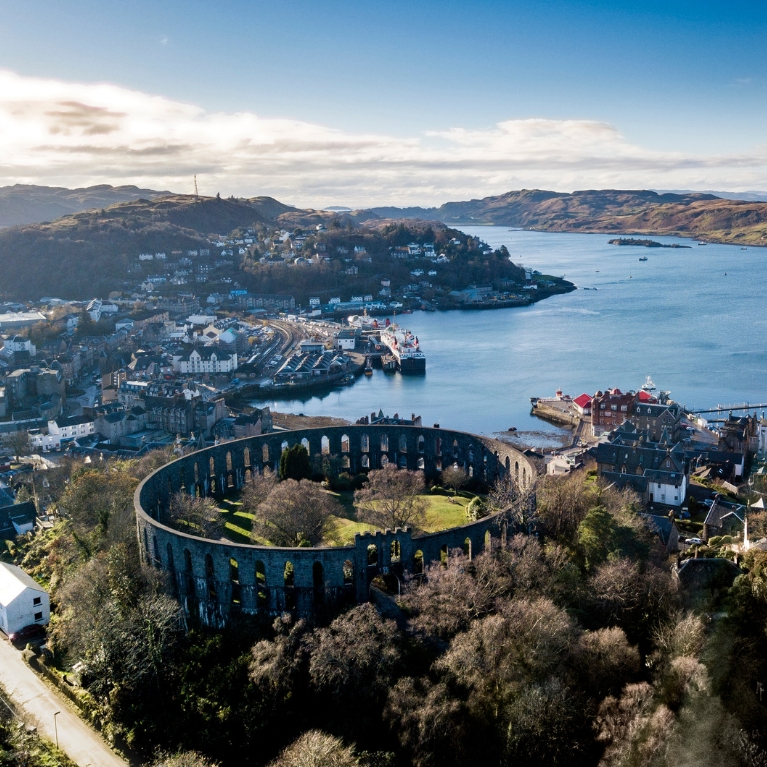 Oban, Mull & Iona - Book Now