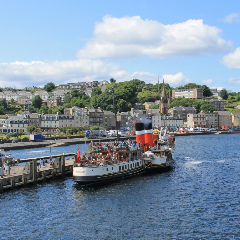 Rothesay & Clyde River Cruise - Book Now