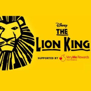 Lion King Edinburgh Playhouse Thorne Travel Experience Kilwinning