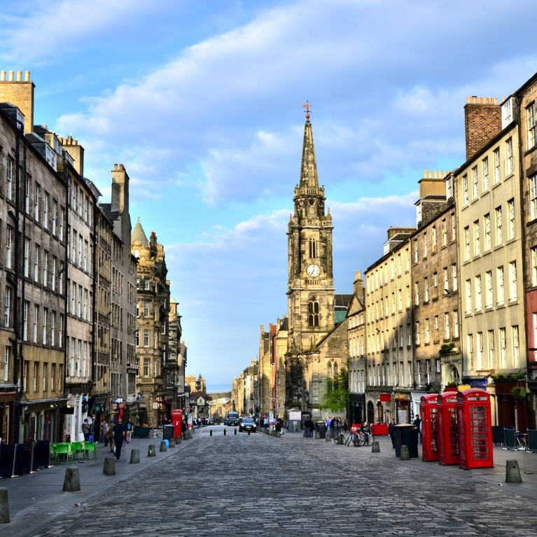 Edinburgh Fringe Day Trip - Book Now