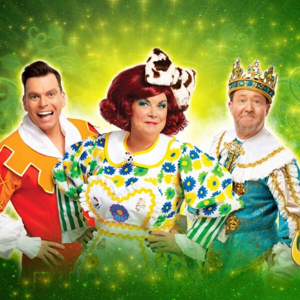 Jack and The Beanstalk, King's Theatre, Glasgow