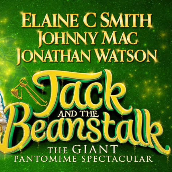 Jack and The Beanstalk, King's Theatre, Glasgow(2)
