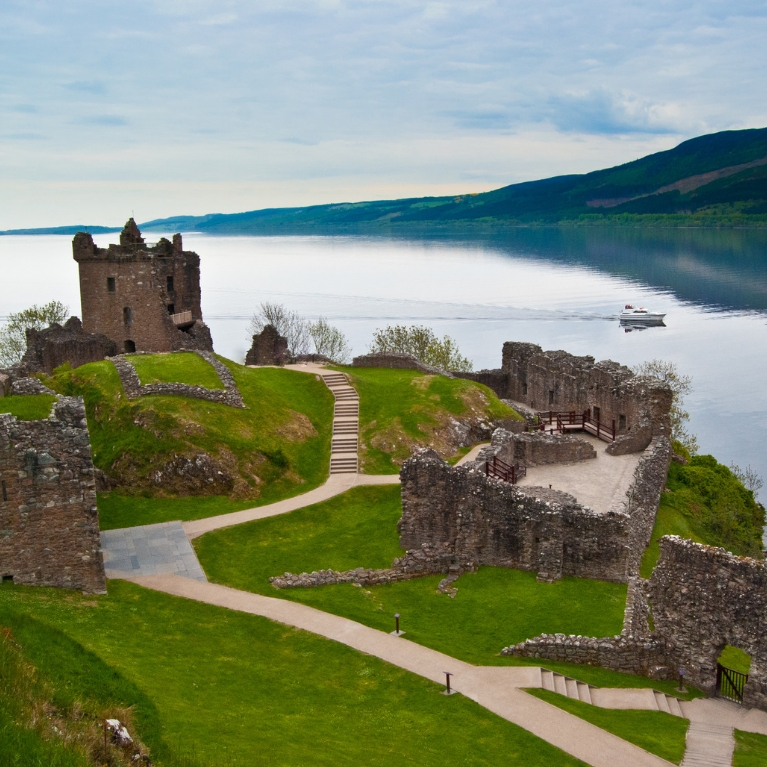 Loch Ness Cruise & Steam Train - Fully Booked