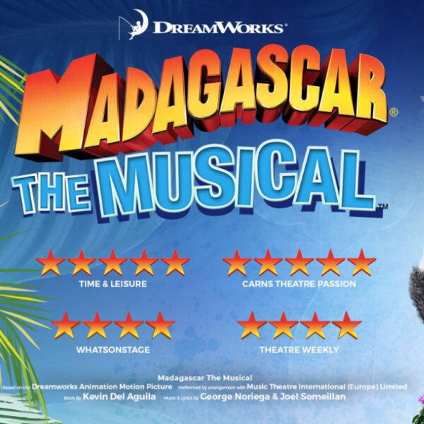 Madagascar The Musical, King's Theatre, Glasgow(2)