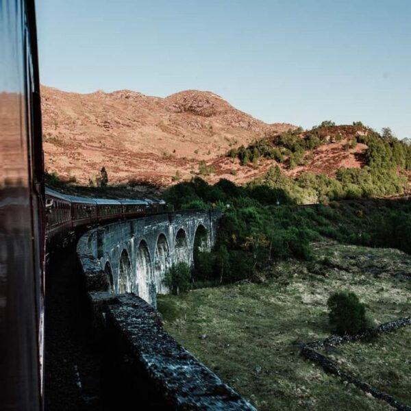 Nostalgic Jacobite Harry Potter Steam Train September Date