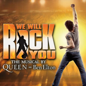 We Will Rock You The Musical Glasgow