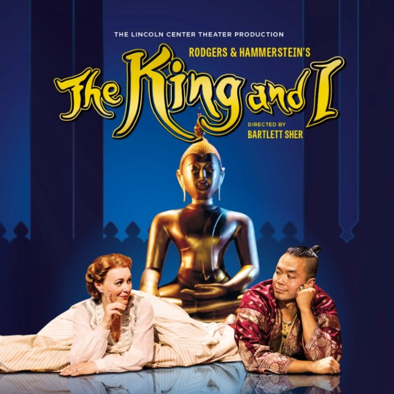 The King and I, King's Theatre, Glasgow, From £59ppBook Now
