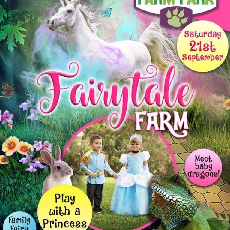 Fairytale Farm at Heads of Ayr Farm Park - Book Now