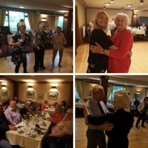Festive Tea Dance Images Thorne Travel Experience