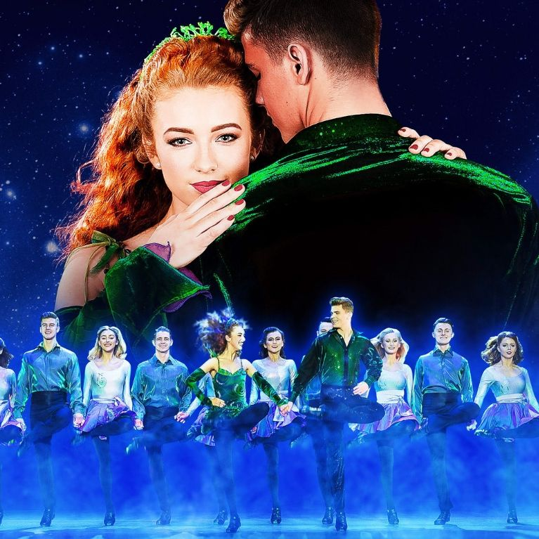 Riverdance – The New 25th Anniversary Show, Edinburgh Playhouse (25th April 2020) Masthead Image
