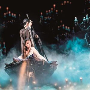 The Phantom of the Opera, Edinburgh Festival Theatre Thorne Travel Experience