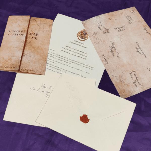 Wizard Invitation Thorne Travel Experience(1)