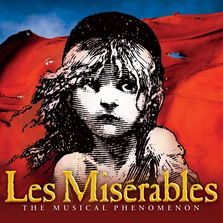 Les Misérables, Theatre Royal Glasgow, From £55pp Masthead Image