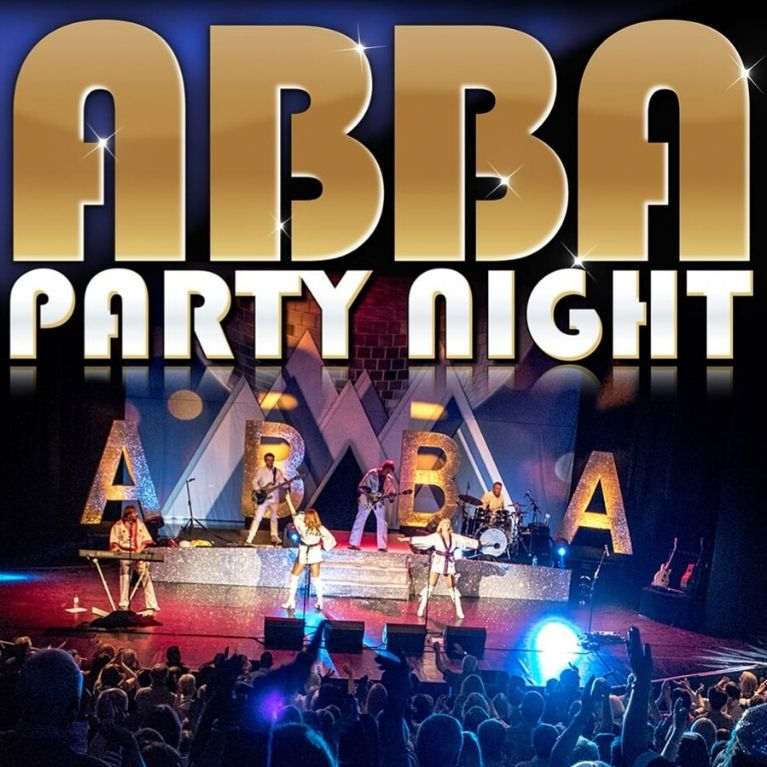 Abba Party Night In The City Featured Image