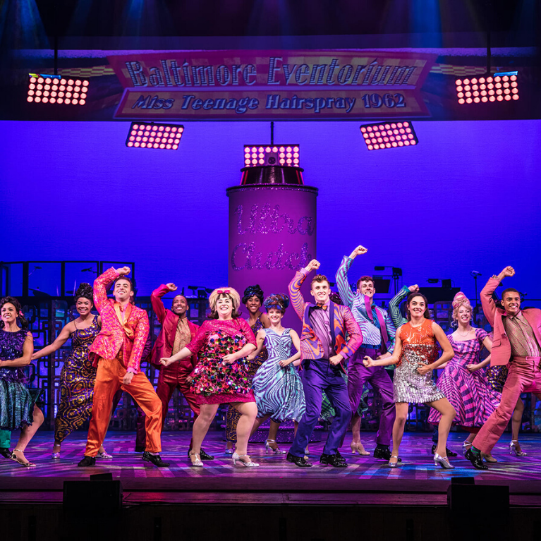 Hairspray The Musical, Kings Theatre, Glasgow, From £50pp Masthead Image