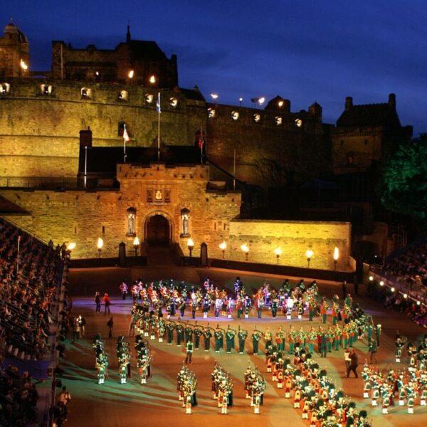 Royal Edinburgh Military Tattoo 2020 Thorne Travel Experience