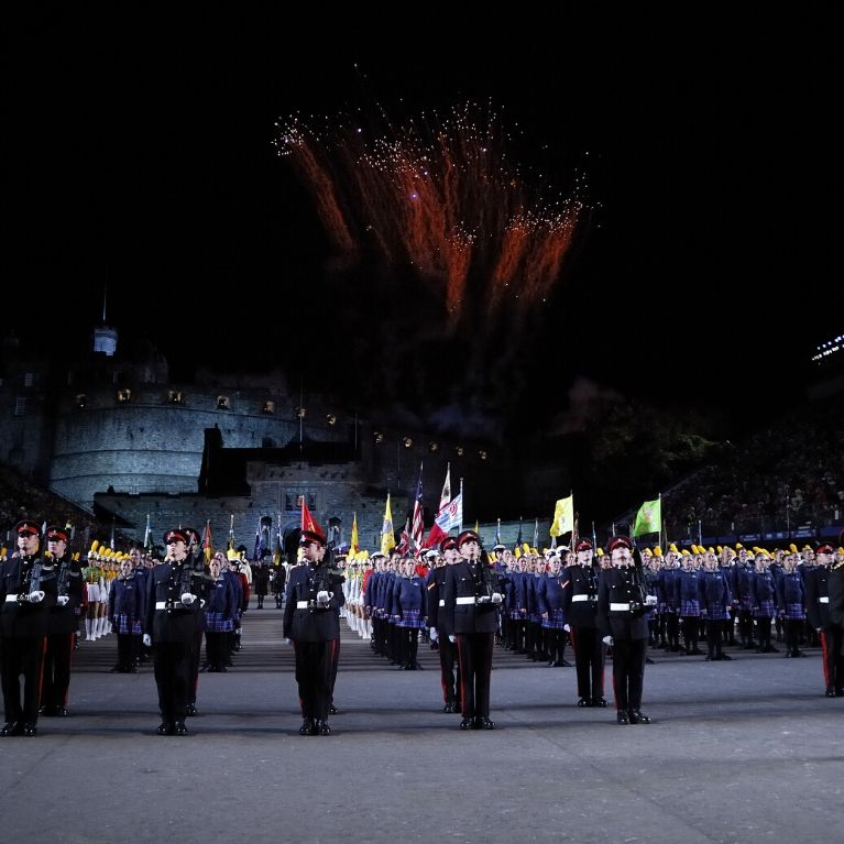 Royal Edinburgh Military Tattoo 2020 - Book Now